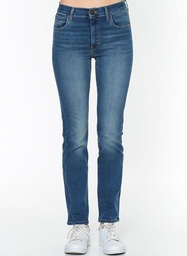 Levi's® Jean Pantolon | 724 - Slim İndigo